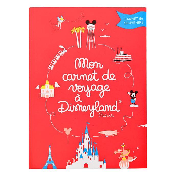 Disneyland Paris Travel Notebook