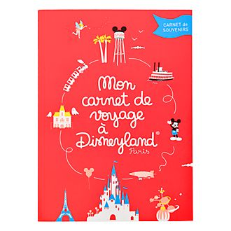Disneyland Paris Travel Notebook