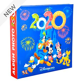 Disneyland Paris Mickey and Friends 2020 Photo Album