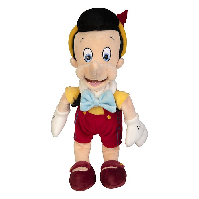 Disneyland Paris Peluche Pinocchio de taille moyenne