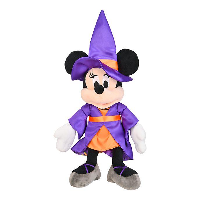 Disneyland Paris Peluche moyenne Minnie en sorcière