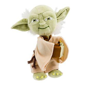 Disneyland Paris Bracelet à enrouler Yoda en peluche