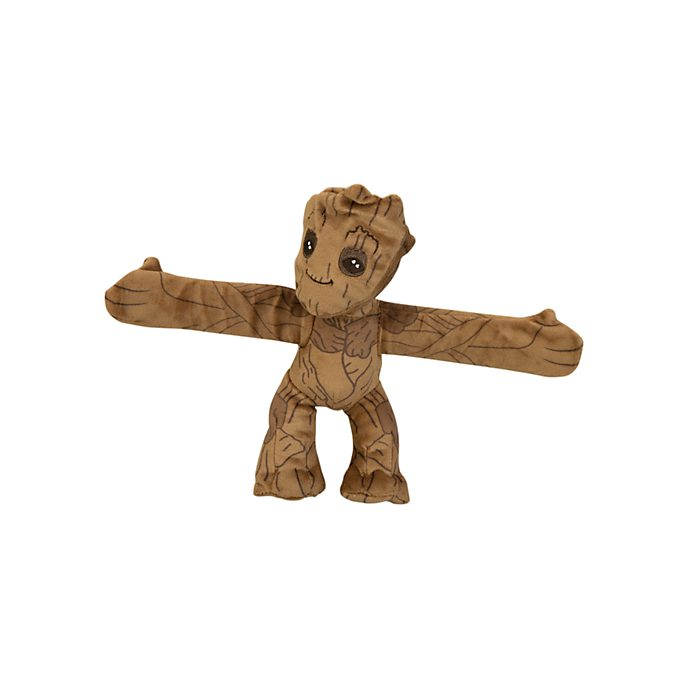 Disneyland Paris Groot Snap Bracelet Mini Soft Toy