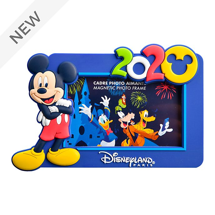 Disneyland Paris Mickey Mouse 2020 Photo Frame