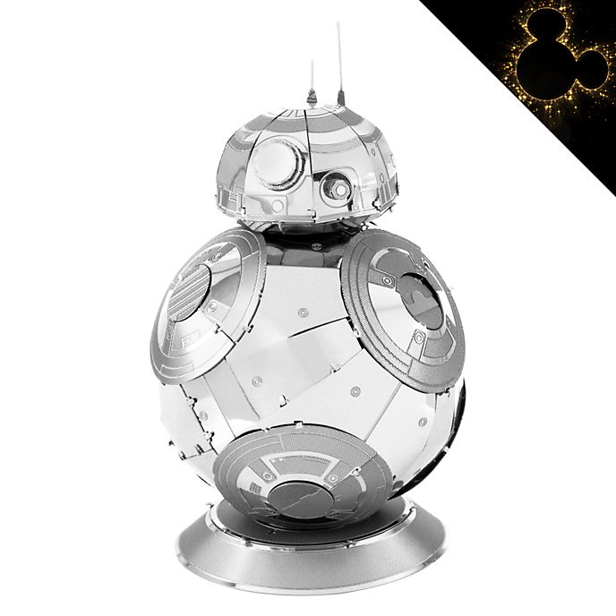 Disneyland Paris Star Wars BB-8 Steel Model Kit