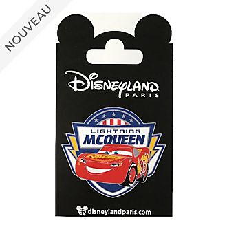 Disneyland Paris Pin's Disney Pixar Cars 3