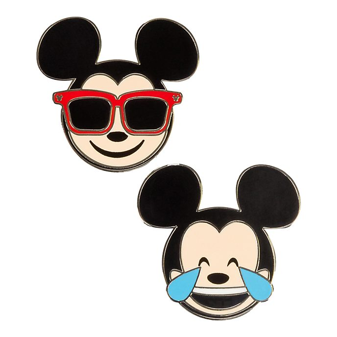 Disneyland Paris Pin's Emoji Mickey Mouse