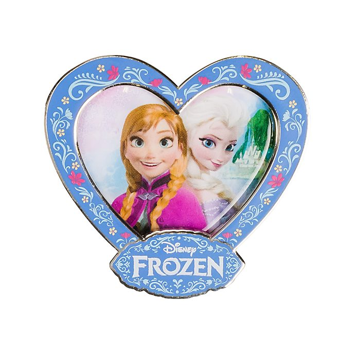 Disneyland Paris Pin's Princesses Anna et Elsa