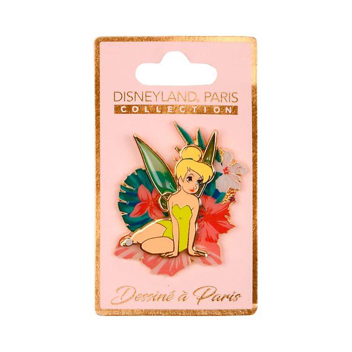 Disneyland Paris Tinker Bell Secret Garden Tropical Pin