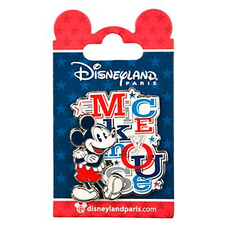 Disneyland Paris Pin's Mickey Mouse Americana
