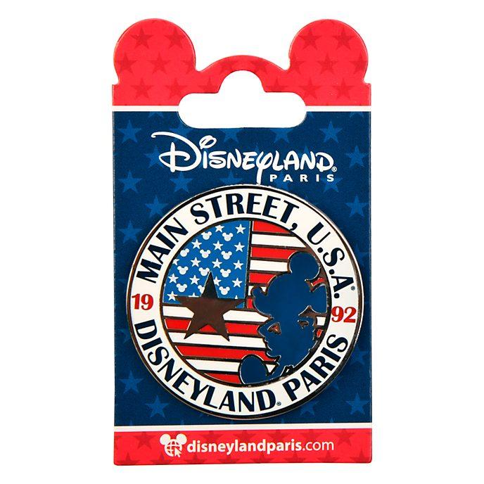 Disneyland Paris Mickey Mouse Main Street Americana Pin