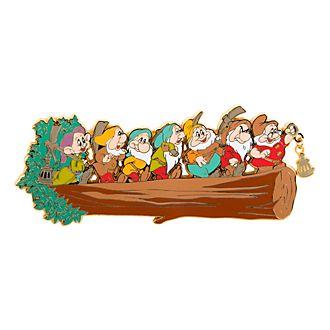Disneyland Paris Seven Dwarfs Limited Edition Jumbo Pin