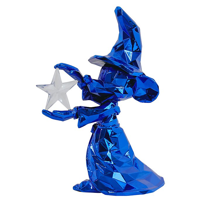 Mickey as the Sorcerer's Apprentice by Richard Orlinski - figurine