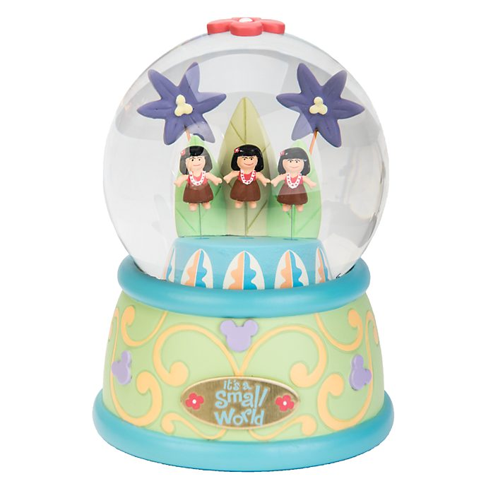 Disneyland Paris 'It's a Small World' Snow Globe