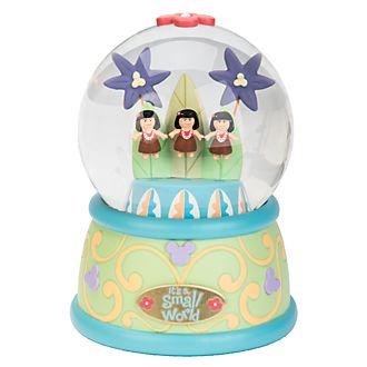 Disneyland Paris 'It's a Small World' Snow Globe