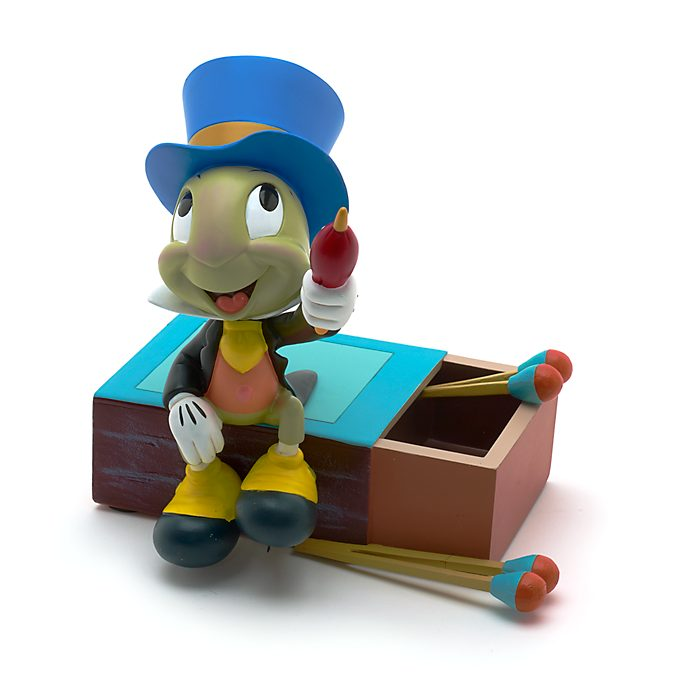 Disneyland Paris Jiminy Cricket Figurine