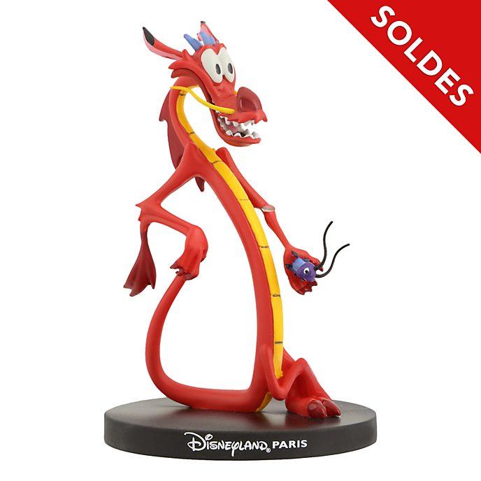 Disneyland Paris Figurine Mushu, Mulan