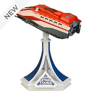 Disneyland Paris Star Tours StarSpeeder 3000 Light-up Figurine, Star Wars