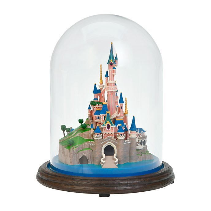 Disneyland Paris Castle Figurine