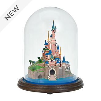 Disneyland Paris Castle Figurine