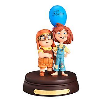 Disneyland Paris Figurine Carl et Ellie, Là-Haut