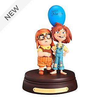 Disneyland Paris Carl and Ellie Figurine, Up