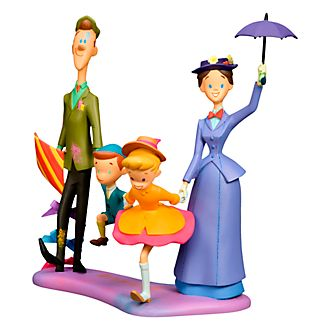 Disneyland Paris Mary Poppins Limited Edition Figurine