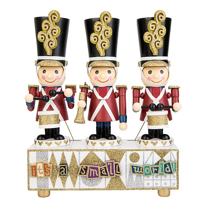 Disneyland Paris 'It's a Small World' Musical Nutcracker Figurine