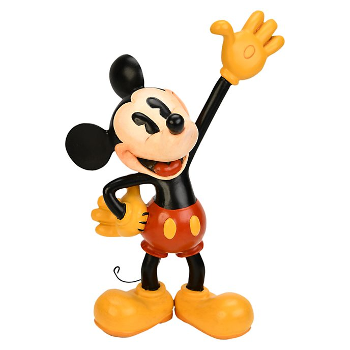 Disneyland Paris Mickey Mouse 90th Anniversary Die-Cast Figure