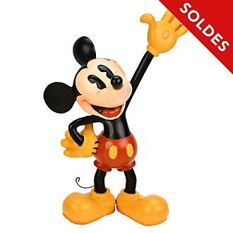 Disneyland Paris Figurine miniature Mickey Mouse,90th Anniversary