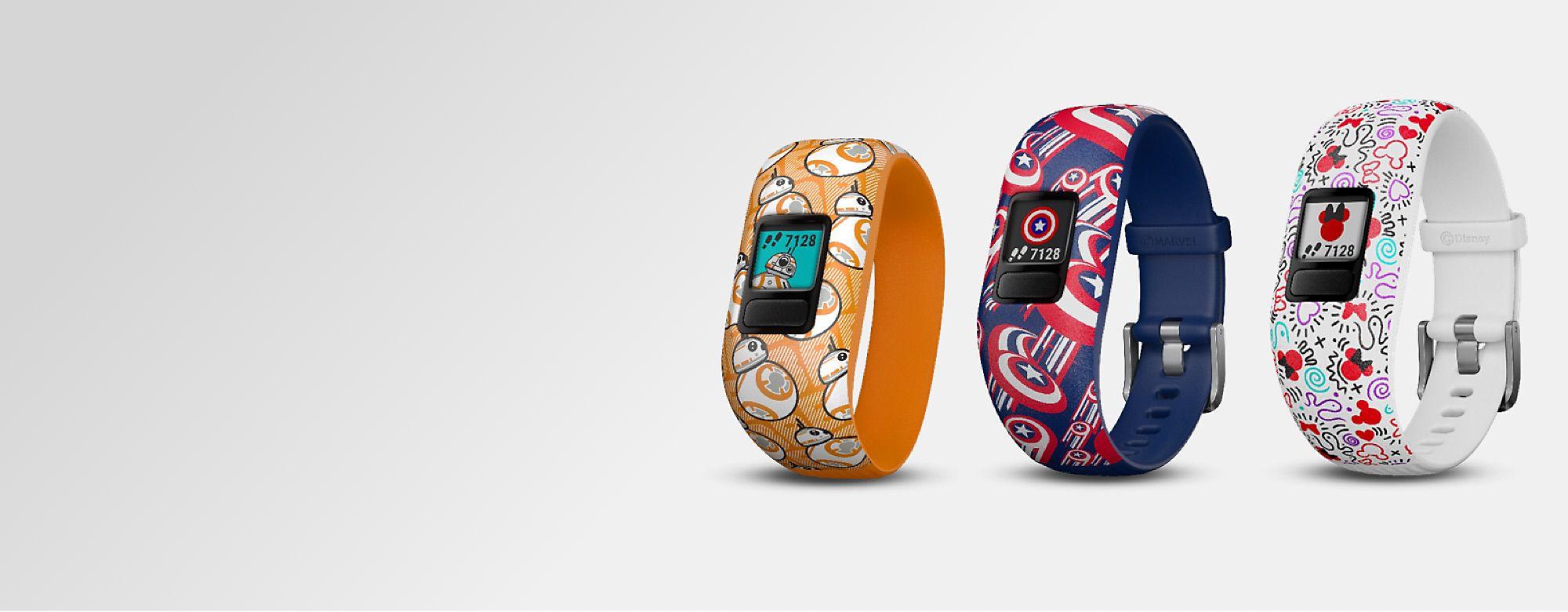 Garmin Lúcete con los relojes de Garmin en colaboración con Disney. Encuentra toda la variedad y hazte con tu favorito. DESCUBRIR MÁS