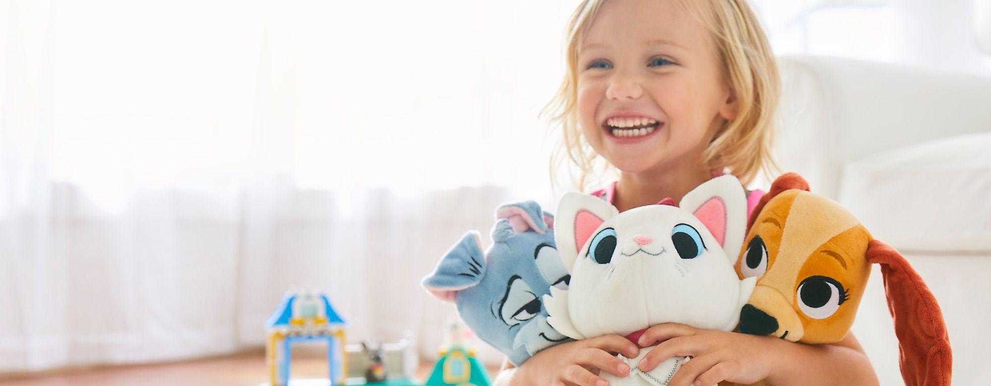 Furrytale Freunde Plüschtiere, Spielzeug und Keidung aus der neuen exklusiven Furrytale Kollektion. ALLE ANSEHEN