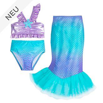 Disney Store - Arielle, die Meerjungfrau - 3-teiliger Badeanzug für Kinder