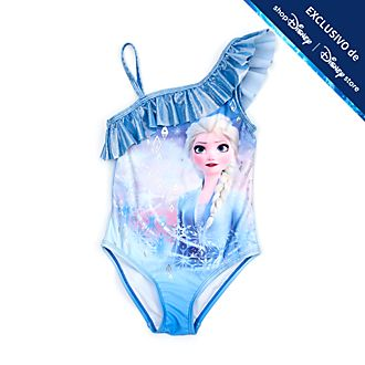 Bañador infantil Elsa, Frozen 2, Disney Store