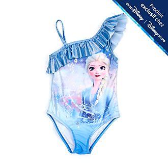Disney Store Maillot de bain Elsa pour enfants, La Reine des Neiges2