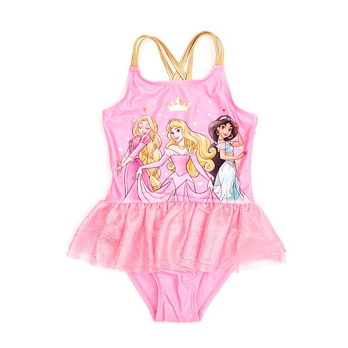 Disney Store Disney Princess Swimming Costume For Kids