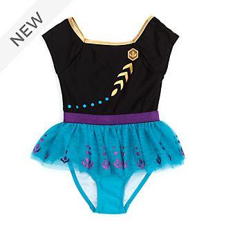 Disney Store Anna Swimming Costume For Kids, Frozen