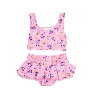 Disney Store Minnie Mouse Mystical 2 Piece Swimsuit For Kids