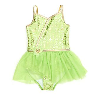Disney Store Tiana Swimming Costume For Kids