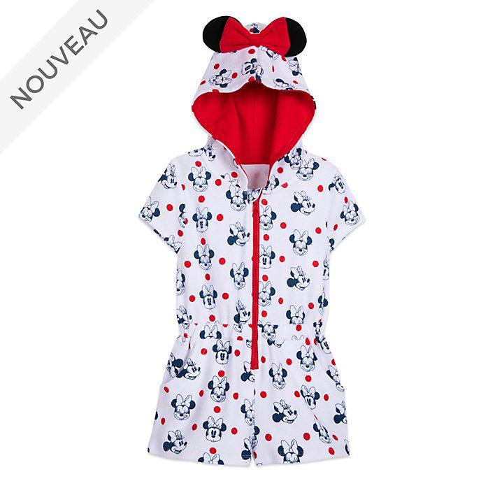 Disney Store Sortie de bain Minnie pour enfants