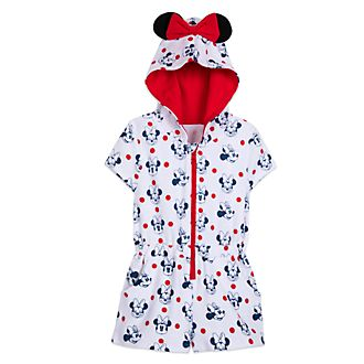Disney Store Minnie Mouse Cover Up For Kids