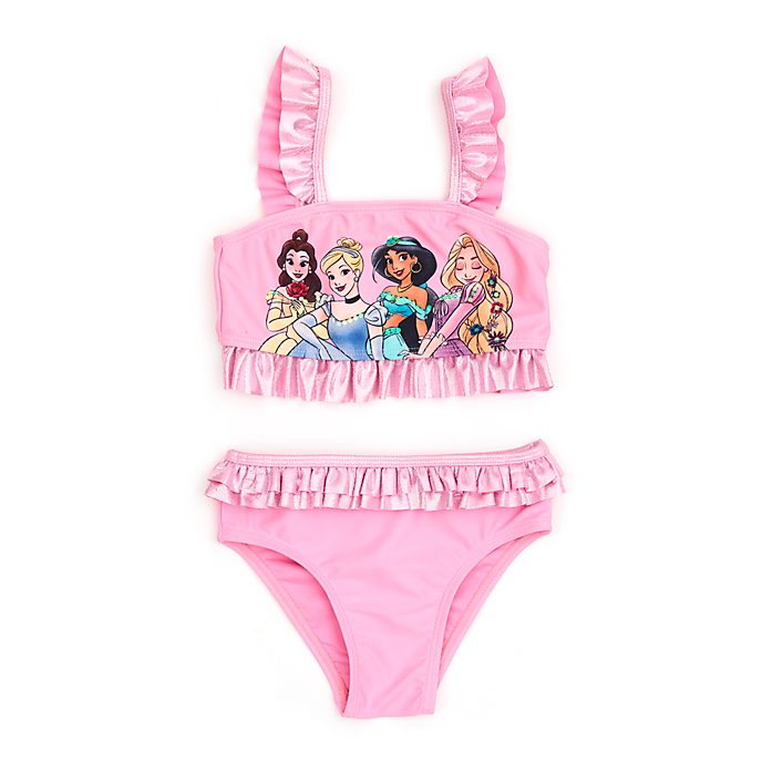 Disney Store Disney Princess 2 Piece Swimsuit For Kids