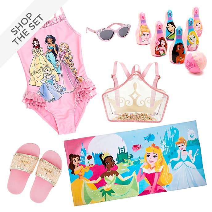 Disney Store Disney Princess Swim Collection For Kids