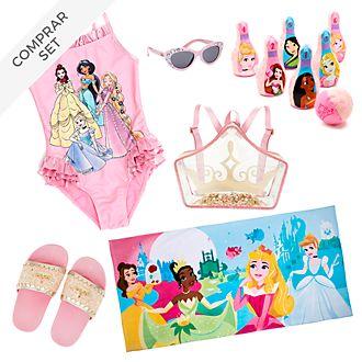 Colección baño infantil princesas Disney, Disney Store