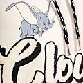 Sudadera con capucha Dumbo para adultos, Never Say Never