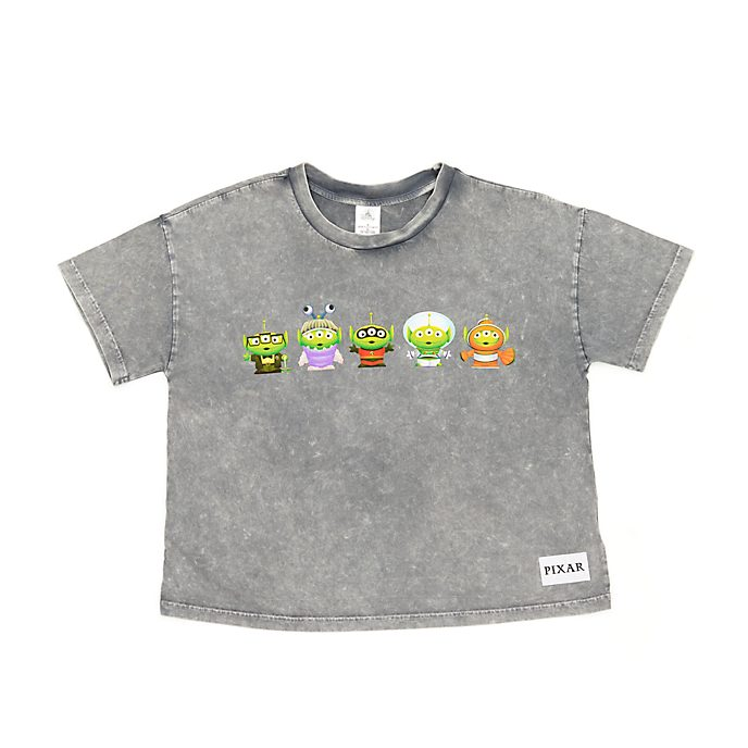 Disney Store - Alien Remix - T-Shirt für Damen
