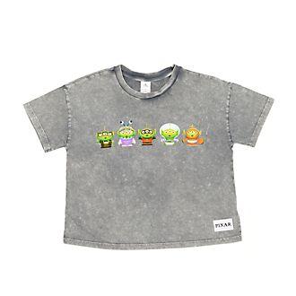 Disney Store Alien Remix Ladies' T-Shirt