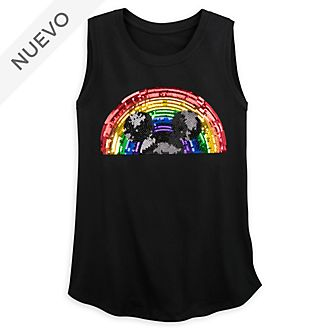 Camiseta sin mangas para adultos Rainbow Disney, Disney Store