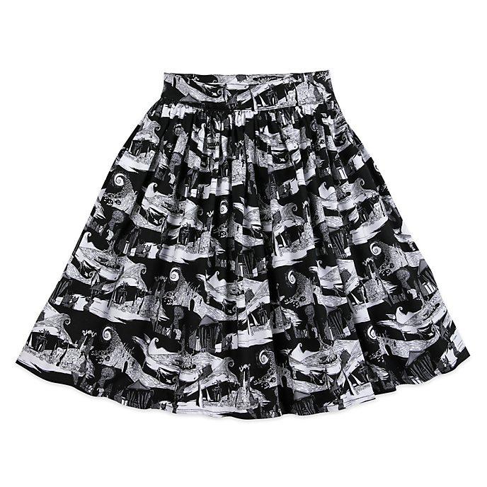 Falda para adultos Pesadilla antes de Navidad, Disney Store