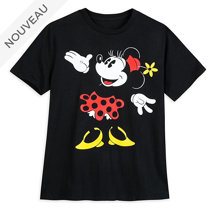 Disney Store T-shirt Minnie pour adultes